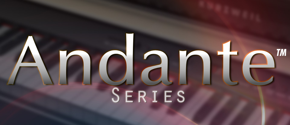 Andante Series Digital Pianos