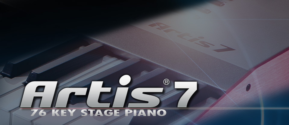 Artis 7 Stage Piano