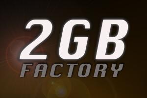 2GB factory