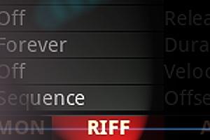 RIFFs.