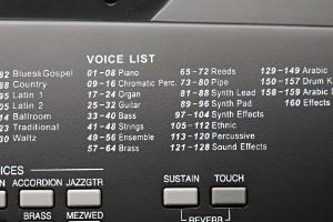 kp120a - Voices