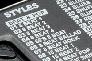 kp30 - Styles
