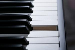 wood keys kurzweil cgp220w digital grand piano - polished ebony Kurzweil CGP220W Digital Grand Piano - Polished Ebony woodkeys