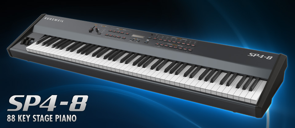 product sp kurzweil sp4 8