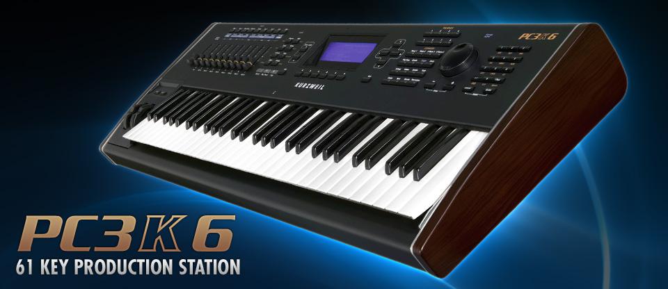 Product: PC3K6 | Kurzweil