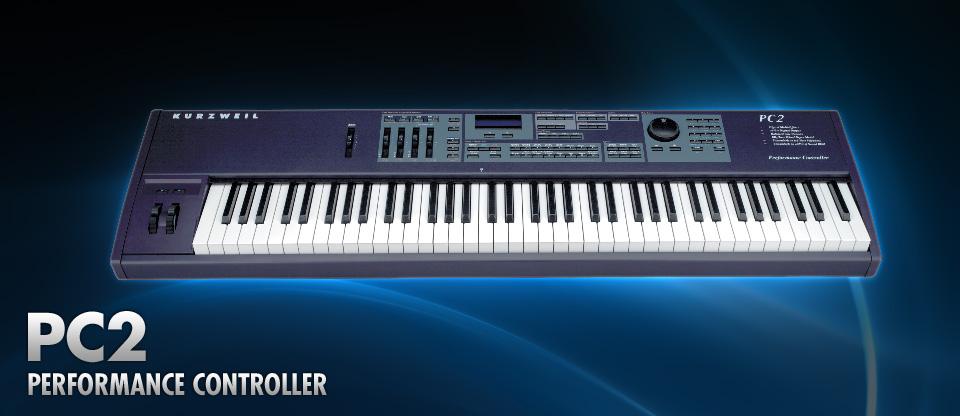 Product: PC2 | Kurzweil