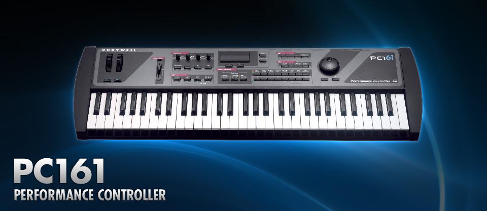 Product: PC161 | Kurzweil