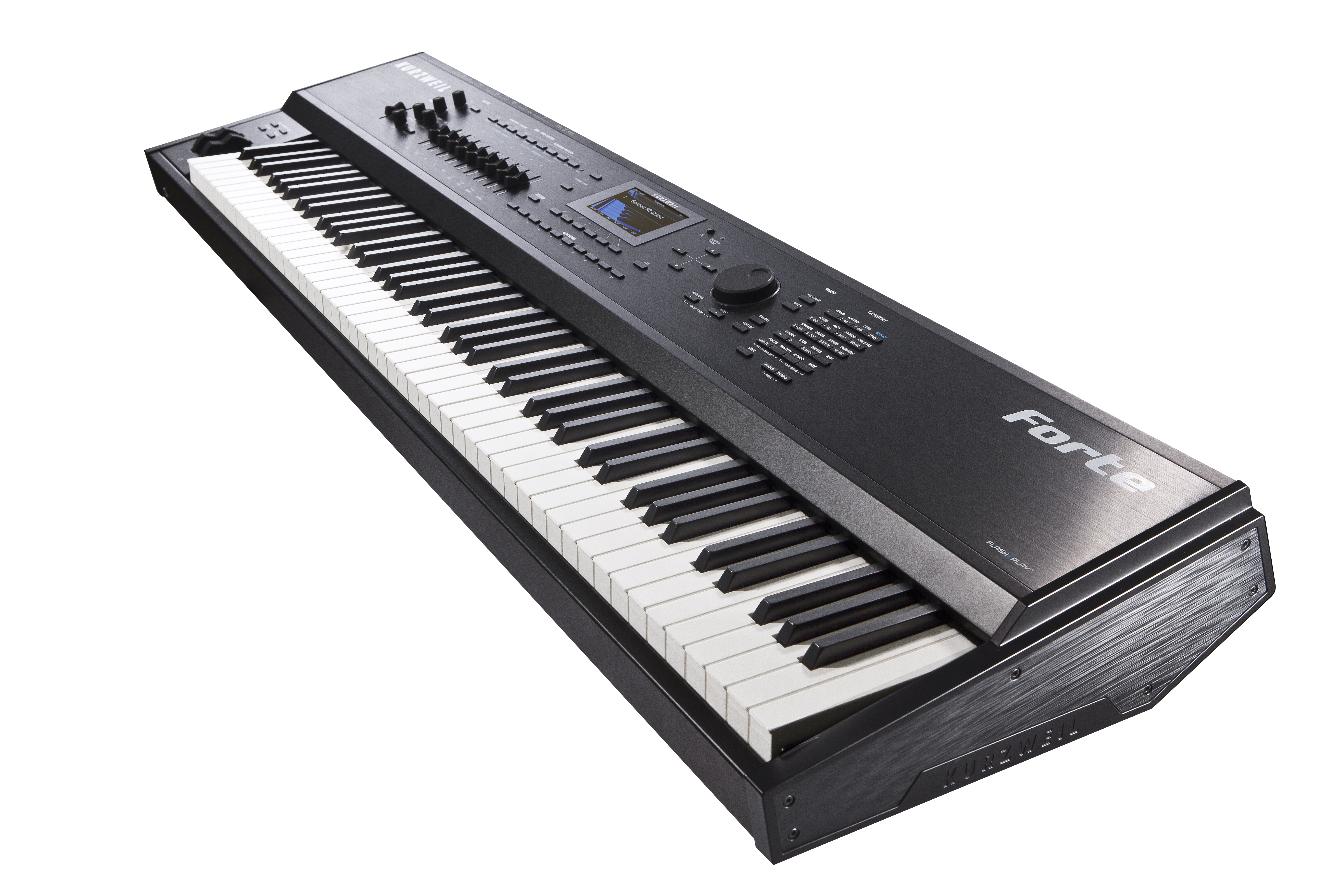 Kurzweil Forte® premium stage piano arrives in the UK