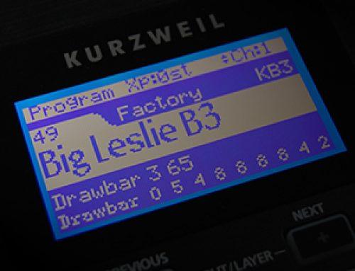 Controlling KB3 Parameters via MIDI