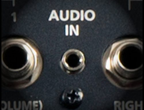 Audio In with FX