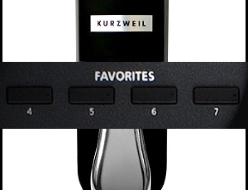 Using a Foot Switch Pedal to Navigate Favorites
