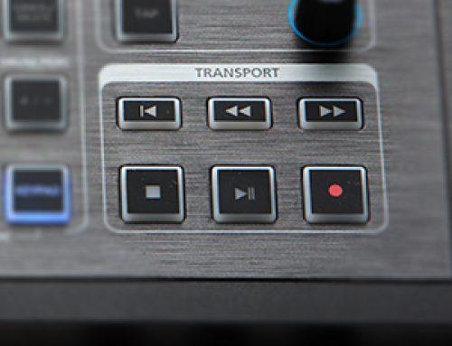 Control Your DAW Transport Start/Stop (MMC)