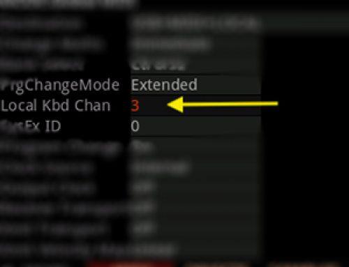Select Multis via MIDI